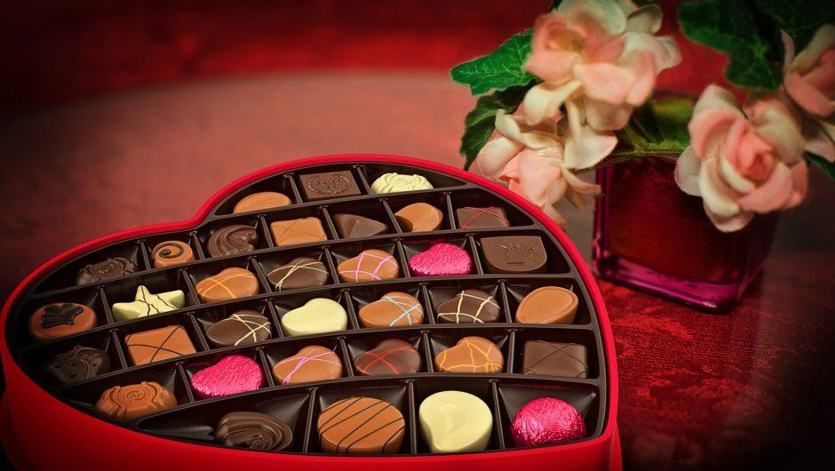 Los chocolates nunca pasan de moda